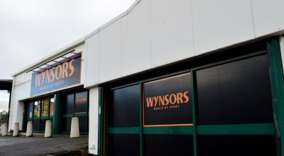 Wynsors Before On-site Spraying