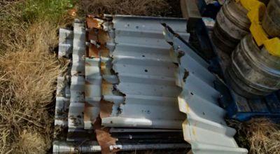 Cut Edge Corrosion Damage to Sheets