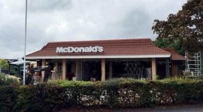 McDonalds Before