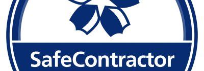 We are SafeContractor Accredited