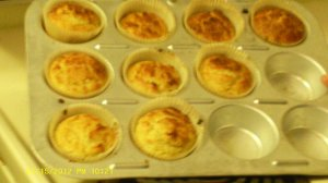 photo of shortcakes in the pan