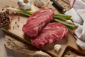 ButcherBox ribeye stock photo