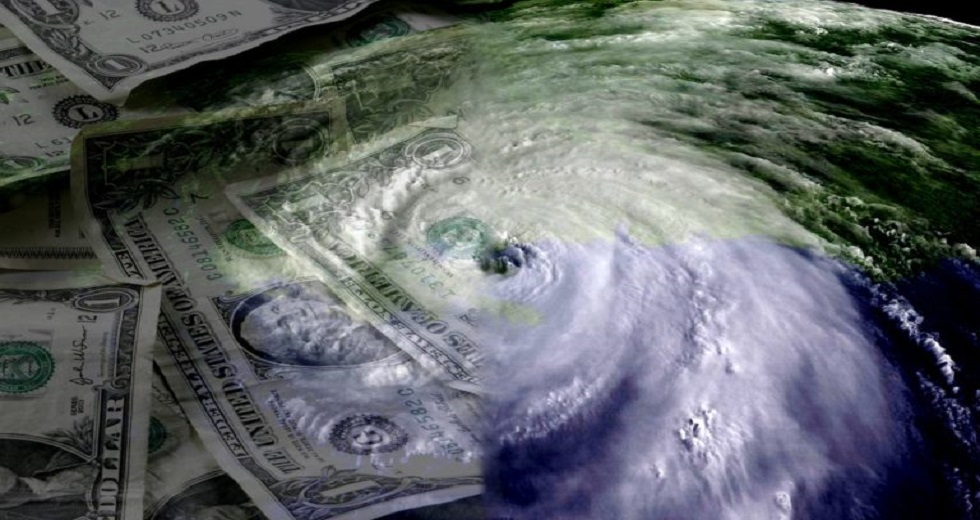 financial hurricane