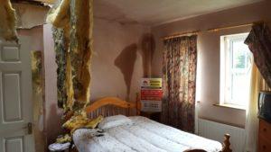Flood damage insurance claim advice
