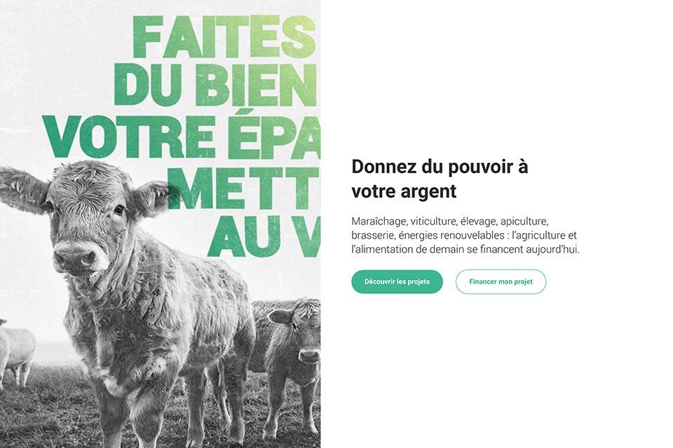 Soutenir l'agriculture et l'alimentation durables avec Miimosa