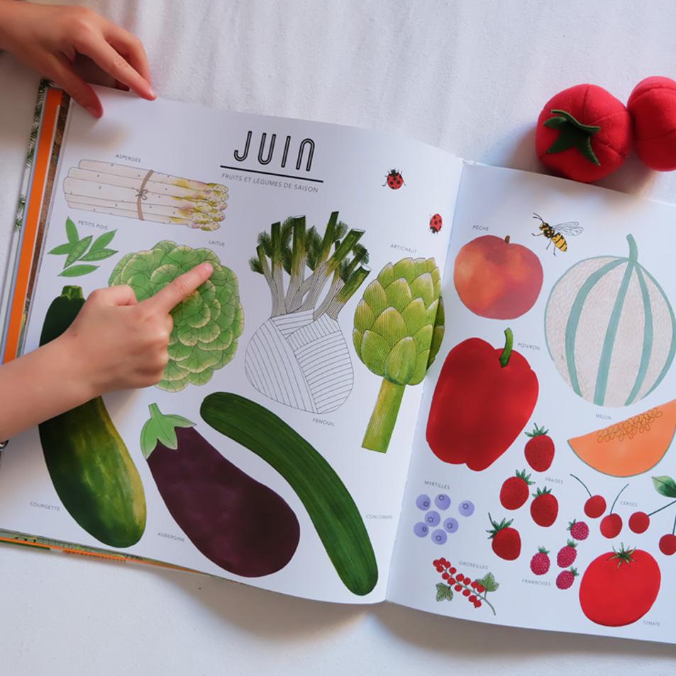 5 raisons pour consommer les fruits et légumes de saison