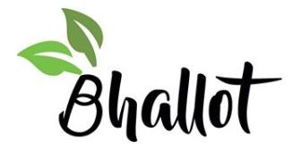 Bhallot marque française de mode éthique