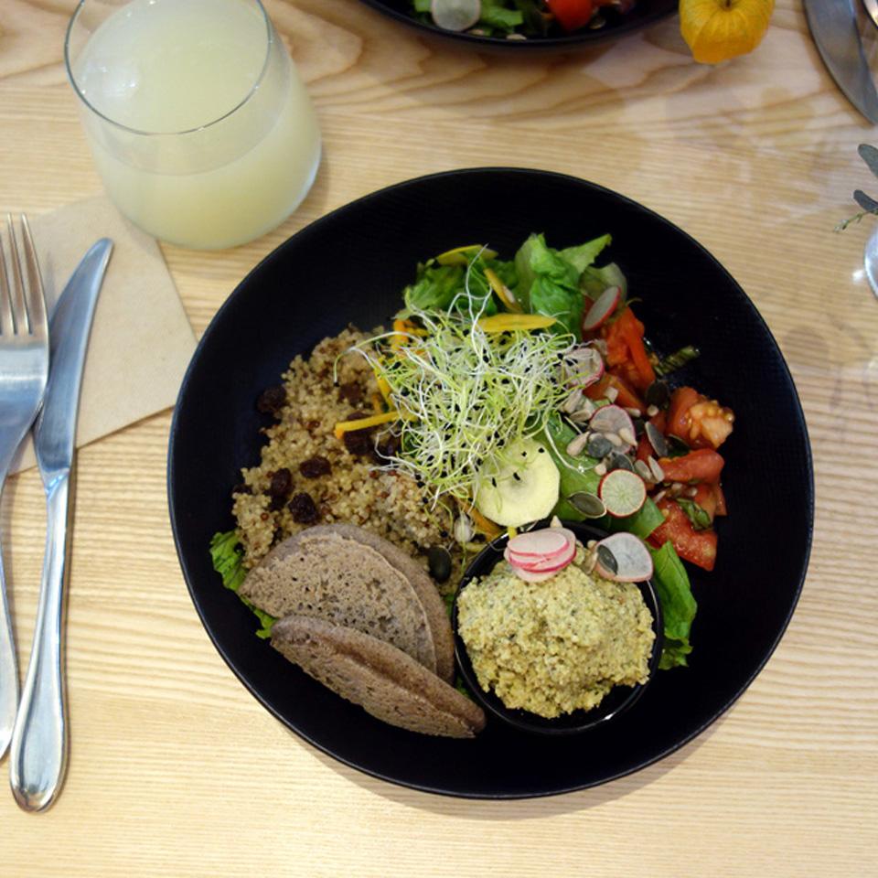 Sovaga, restaurant vegan à Toulouse