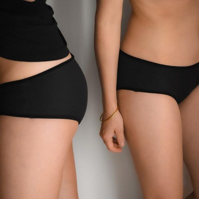 Duo de culottes menstruelles par Fempo