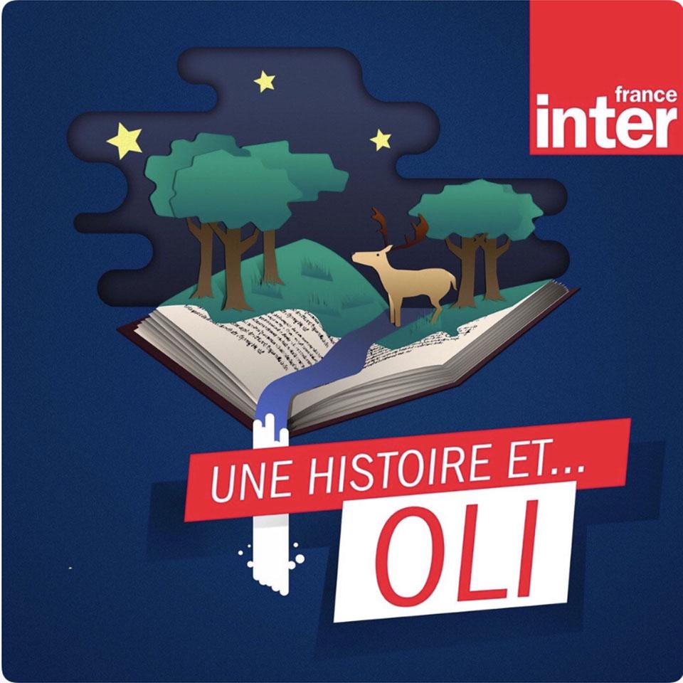 Podcast Une histoire et Oui France Inter