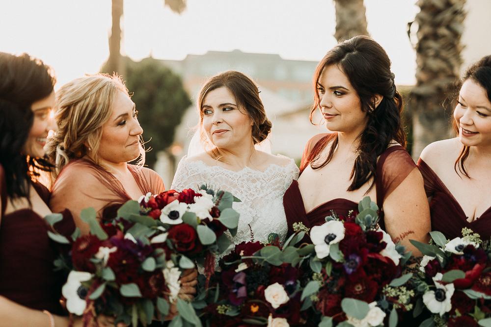 San Diego wedding photography backyard wedding