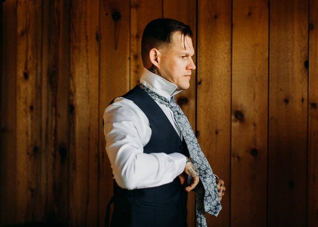 Sacred Mountain Julian CA Wedding with Jewel Toned Elegant Design
