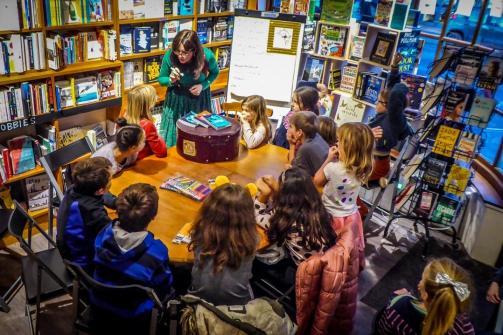 Crediton Community Bookshop Workshop