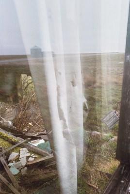 "© Rebecca Norris Webb, ""Abandoned Farmhouse I,"" from My Dak"