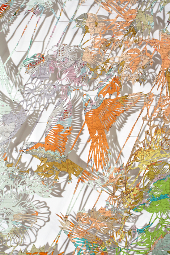 clairebrewster_lovebirds_papercut_map_geological_detail1