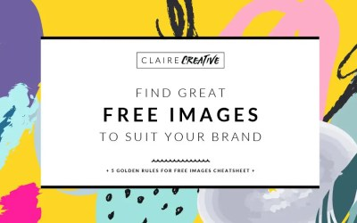 Free images: Where to find them, and how to use them