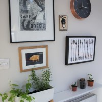 Kitchen gallery wall - Reveal
