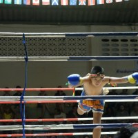 Junior Thai boxing