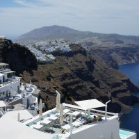 Fira - Santorini, Greece