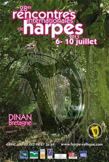 Festival de harpe celtique de Dinan (mise à jour)