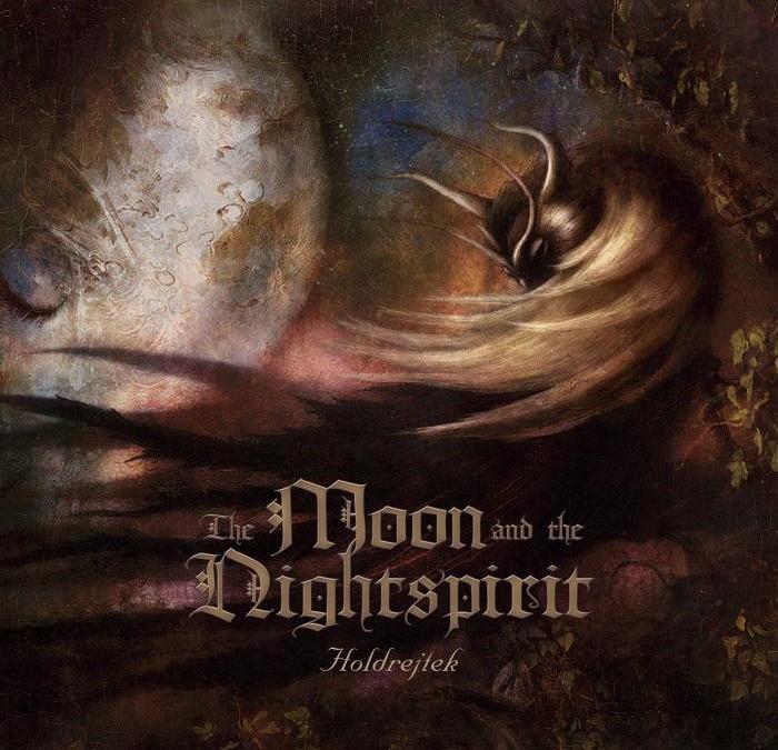 Nouvel album de The moon and the nightspirit le 15 août 2014