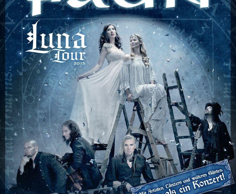 Nouvel album de Faun «Luna» en écoute