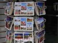 Postcards ...