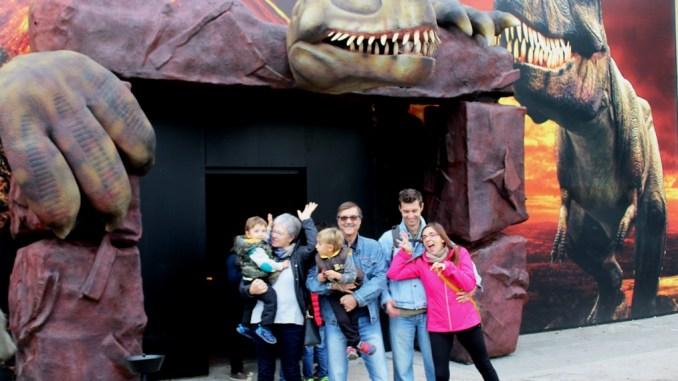 dinosauri a roma