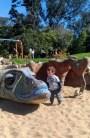 playground San Francisco con bambini
