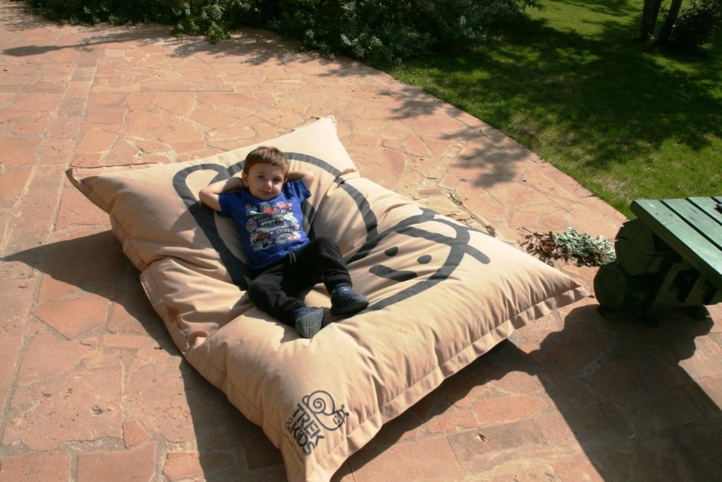 cuscino gigante