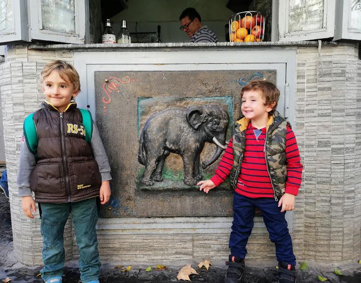 bambini a Catania