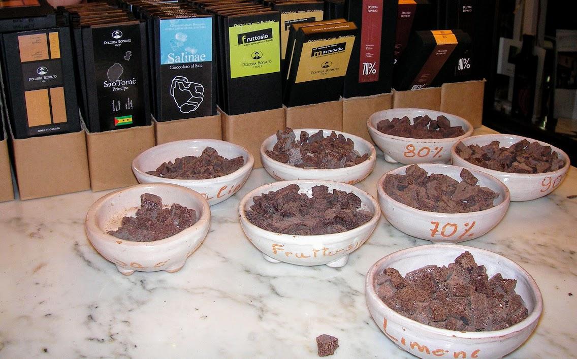 cioccolato di modica in Sicilia