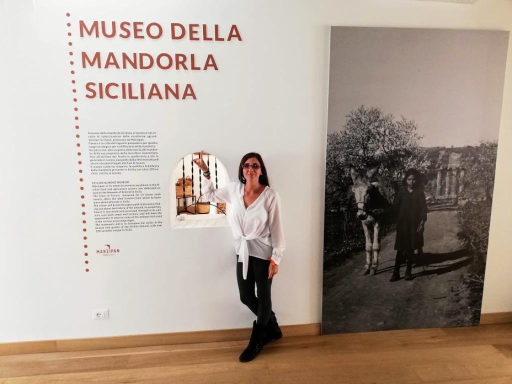 Marzipan museo della mandorla in Sicilia