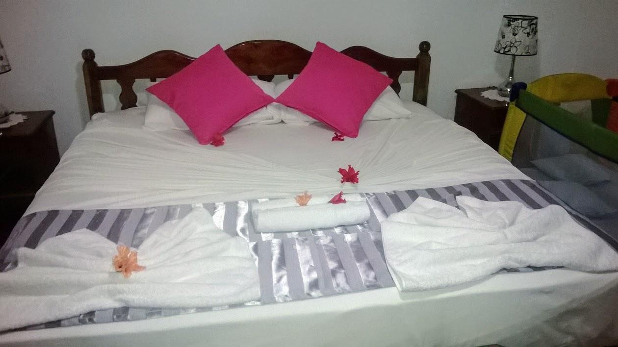 camera da letto viaggio di nozze alle seychelles con bambini