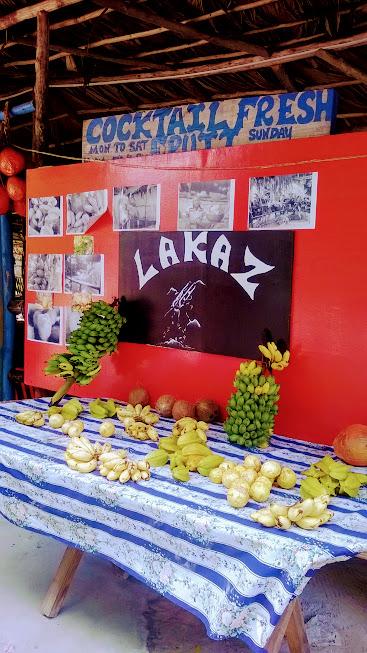 ristoriante la kaz a Praslin