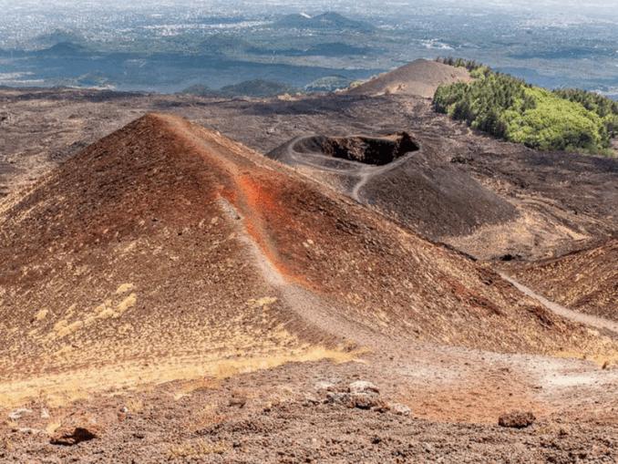 il Vulcano Etna da visitare con i bambini