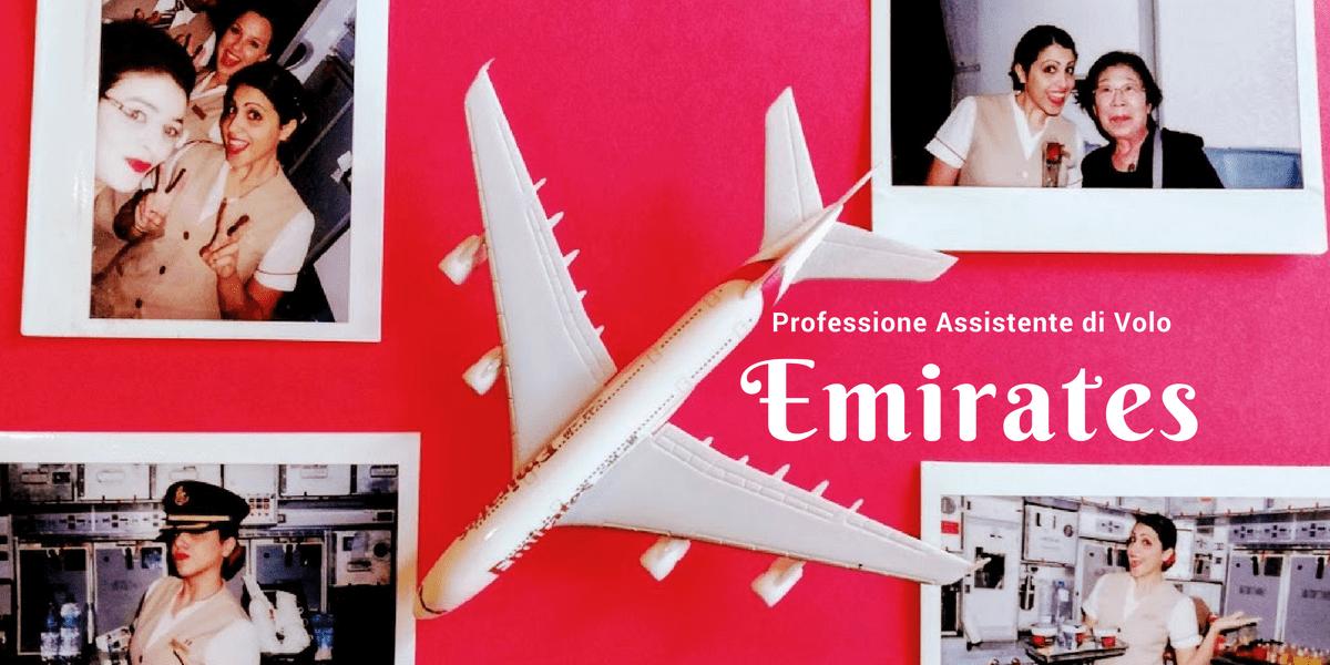 Come diventare assistente di volo Emirates, una siciliana a Dubai