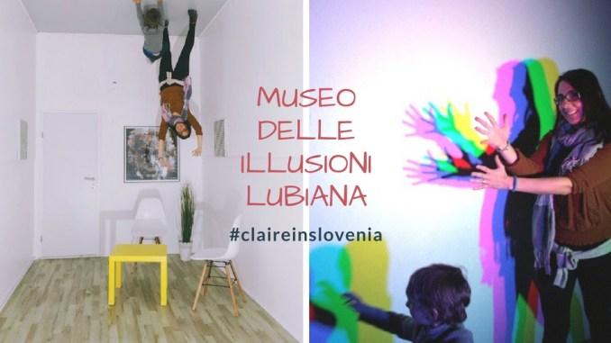 Museo delle illusioni lubiana immagine di copertina