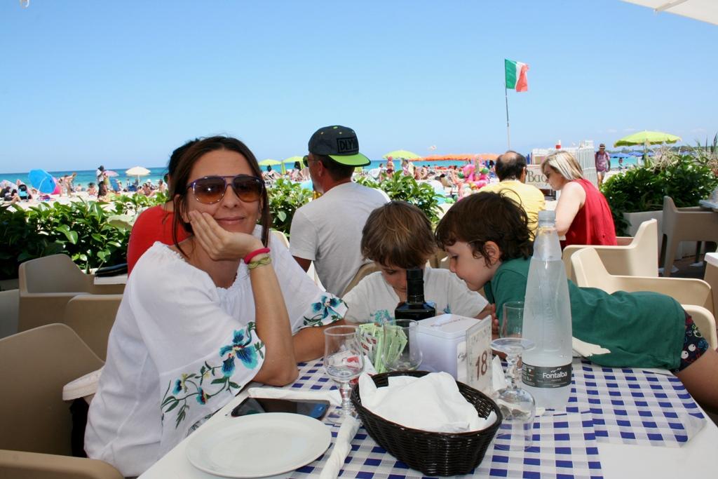 ristorante sul mare a san vito lo capo