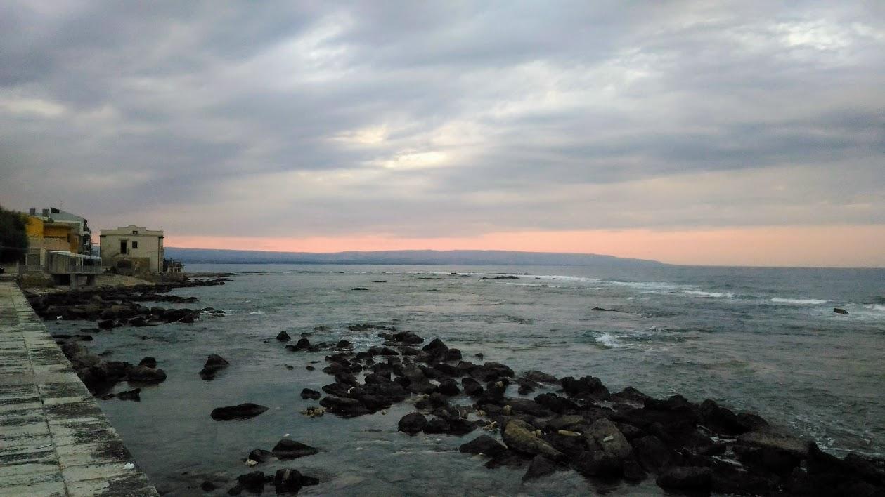 tramonto a Marzamemi