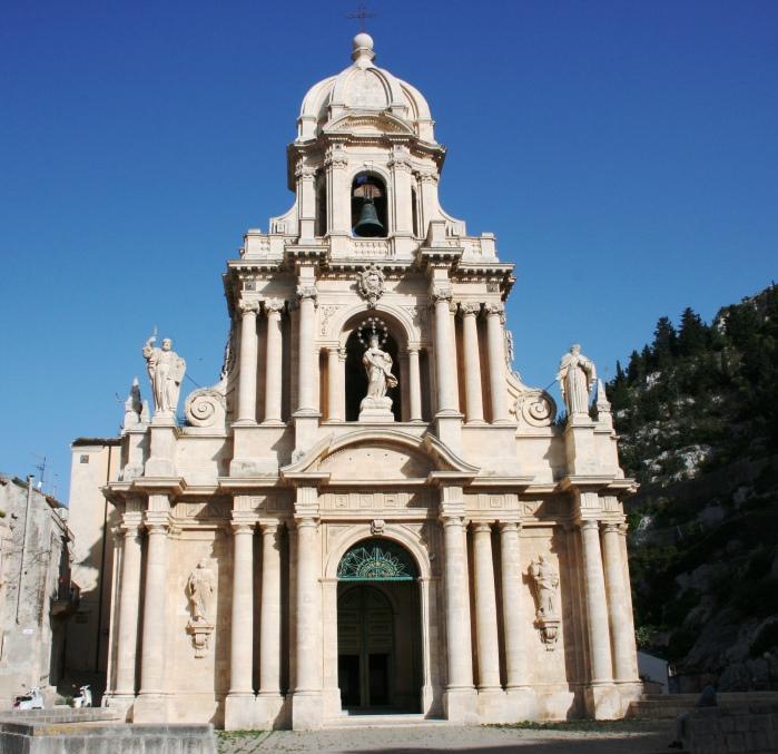 chiesa di San Bartolomeo a Scicli