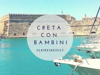 Creta con i bambini immagine di copertina Porto di Heraklion