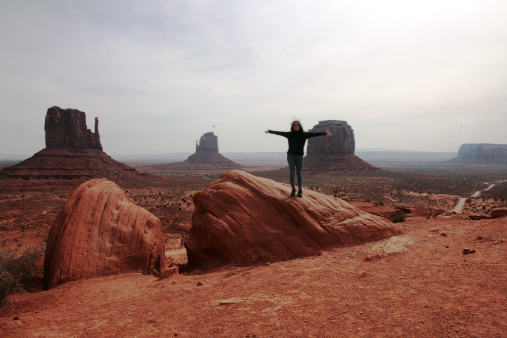 donna alla monument valley