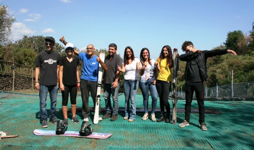 maestri di sci a Catania