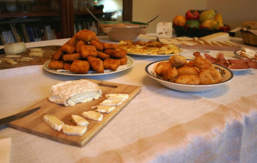degustazione di prodotti tipici Sicilia