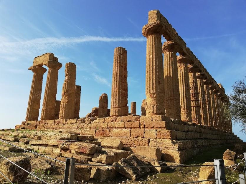 Tempio di Hera alla Valle dei Templi
