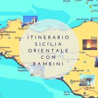 Itinerario Sicilia orientale con bambini: consigli utili per organizzare il tuo viaggio