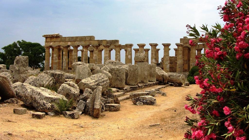 sito archeologico di Selinunte