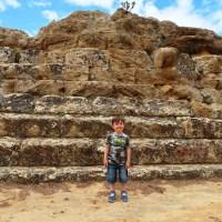 Visitare i siti archeologici con i bambini, in Italia e nel mondo