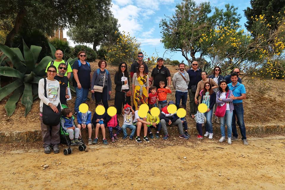 gruppo organizzato grazie al mio lavoro da travel blogger